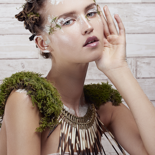 Simone Frabboni green fashion