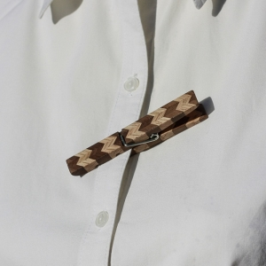 wooden-brooch