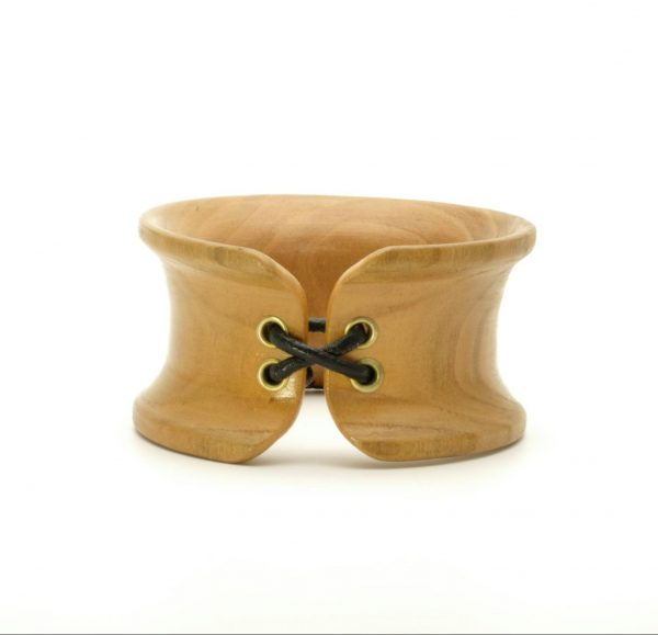 Handmade wooden bangle_4