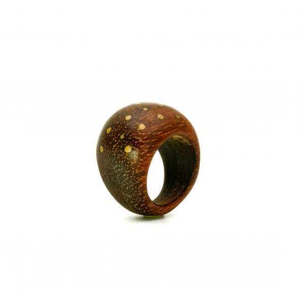 Wood and brass ring_4
