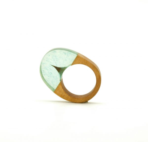 Wood and resin ring_3