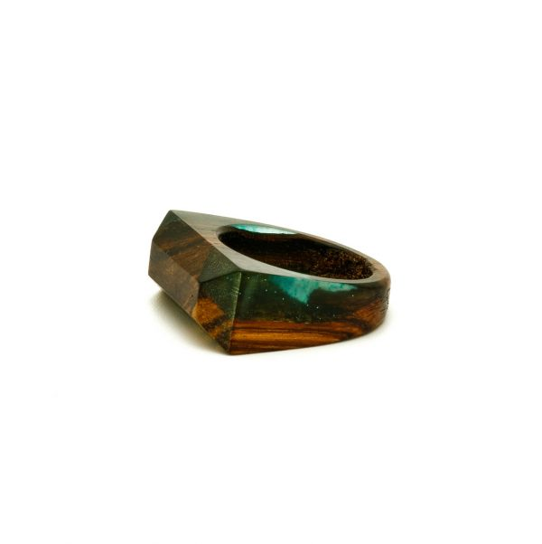 Wood and resin ring_6