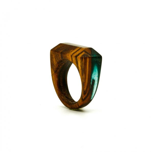 Wood and resin ring_7