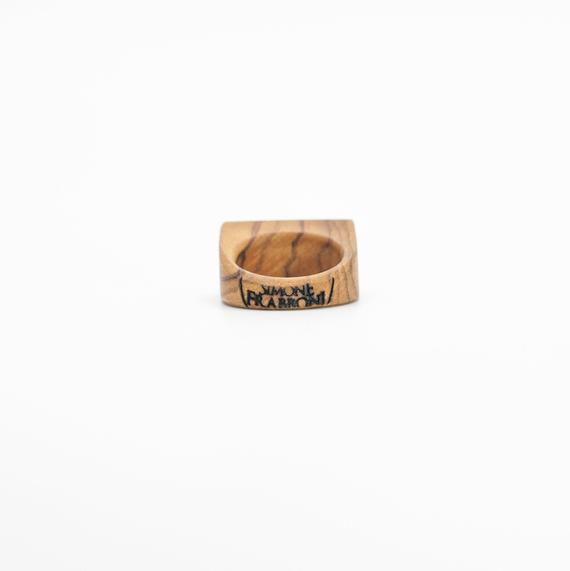 Wood ring – SIZE 8 US