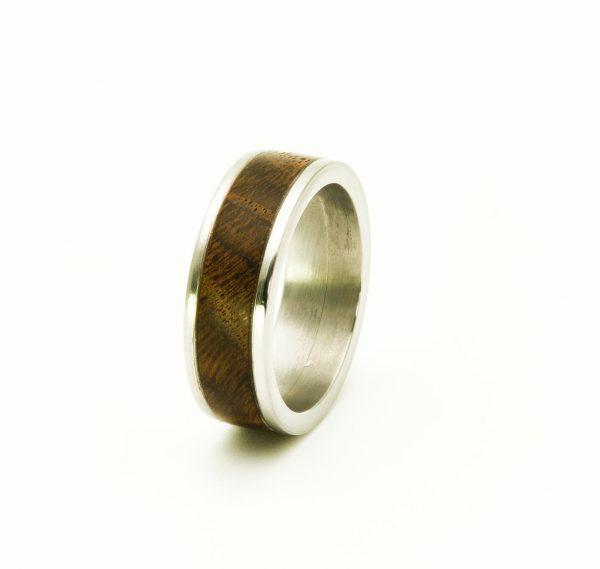 Bog oak Wedding wood rings_2