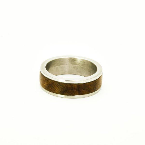 Bog oak Wedding wood rings_3