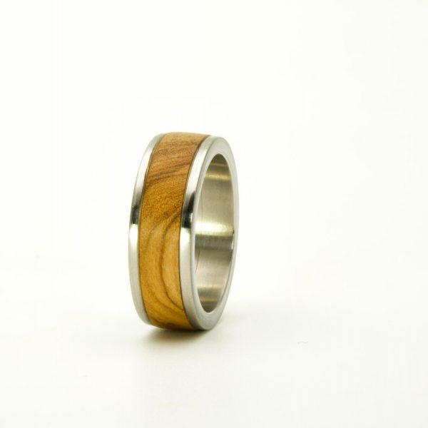 Olive wood wedding rings_2