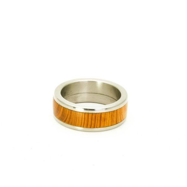 Yew Wedding wood rings_10