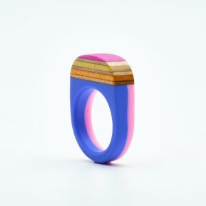 skateboard wood ring