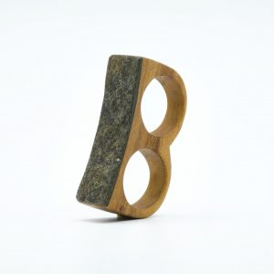 Double wood ring