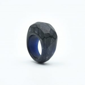 Acrylic resin ring