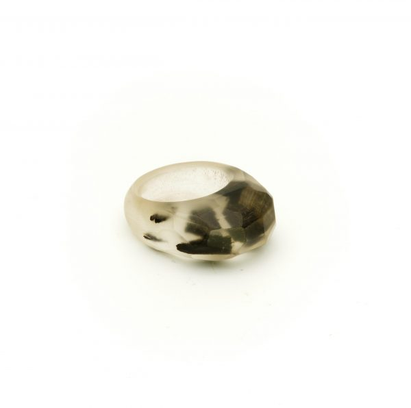 Bog oak transparent resin ring_04
